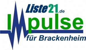 Liste21-Logo | Impulse für Brackenheim